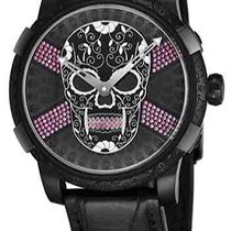Romain Jerome Moon-DNA Steel Black United States of America, New York, Brooklyn