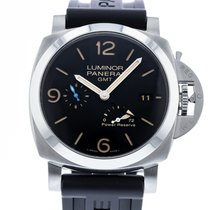 Panerai Luminor 1950 3 Days GMT Power Reserve Automatic PAM 1321 2010 pre-owned