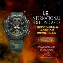 Casio G-Shock GA-2000GZ-3A new