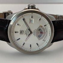 TAG Heuer Grand Carrera Steel 40mmmm White