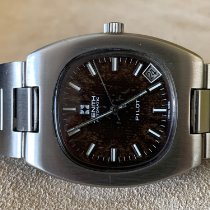 Zenith Pilot Type 20 01.0030.382 1980 pre-owned
