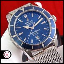 Breitling Superocean Héritage 46 Acero 46mm Azul Sin cifras