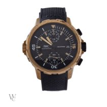 IWC Aquatimer Chronograph IW379503 2017 pre-owned