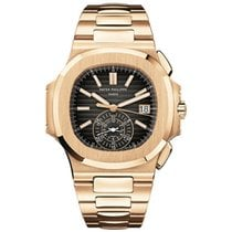 Patek Philippe 5980/1R-001 Rose gold 2020 Nautilus 40.5mm new United States of America, New York, New York