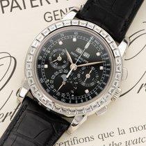 Patek Philippe Perpetual Calendar Chronograph 5971P-001 2009 gebraucht