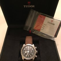 Tudor Black Bay Chrono Aço 41mm Preto