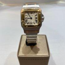 Cartier Santos Galbée 1567 1999 gebraucht