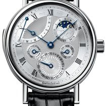 Breguet Sin usar Oro blanco 40mm Cuerda manual