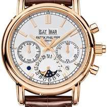 Patek Philippe 5204R-001 Rose gold 2011 Perpetual Calendar Chronograph new United States of America, New York, Brooklyn