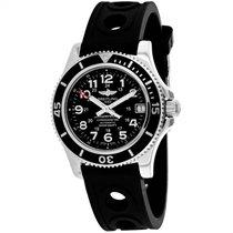 Breitling Superocean A17312c9/bd91r Watch