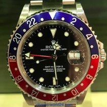 Rolex GMT - Master II Ref. 16710 Pepsi 2007/Z1... box &...