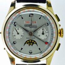 Nicolet Mans Wristwatch Calendar Chronograph ,