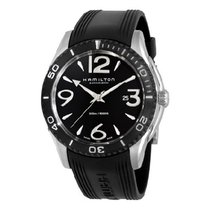 Hamilton Men's H37715335 Jazzmaster Seaview Watch