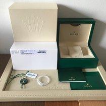 Rolex 116610LV Box Set for Green Ceramic Hulk - Complete &...