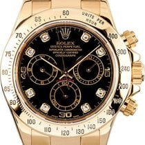 Rolex Daytona Black Diamonds