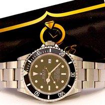 Rolex Sea-Dweller 16600, anno 2003, full set, just serviced.