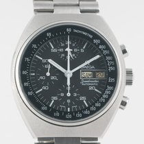 Omega Speedmaster Steel 42mm Black No numerals New Zealand, Auckland