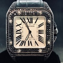 Cartier Santos 100 2656 2006 pre-owned