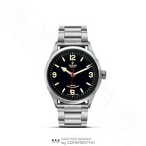 Tudor 41mm Automatic 2018 new Heritage Ranger Black