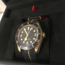 Tudor Black Bay Bronze Bucherer LTD Edition