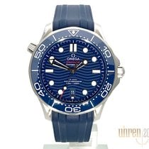 Omega 210.32.42.20.03.001 Staal Seamaster Diver 300 M 41mm