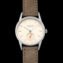 NOMOS Orion 33 Steel 32.8mm Champagne United States of America, California, San Mateo