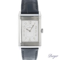 Jaeger-LeCoultre Grande Reverso Lady Ultra Thin Staal 24mm Zilver Arabisch Nederland, Maastricht