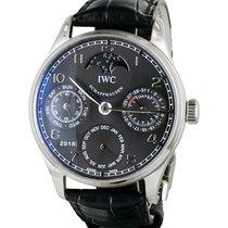 IWC Portuguese Perpetual Calendar IW502307 pre-owned