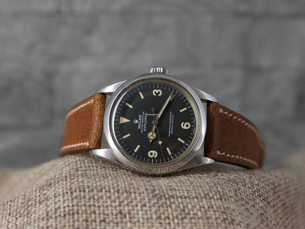 6c7ae5f7eb101 Rolex 1016   Rolex Reference Ref ID 1016 Watch at Chrono24