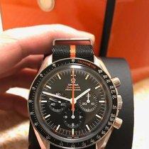 歐米茄 Speedmaster Professional Moonwatch 二手 42mm 鋼