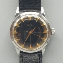 Zodiac Steel 34mm Manual winding Zodiac Glorious ref 772 pre-owned United States of America, California, STOCKTON