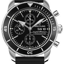 Breitling Superocean Héritage new Automatic Chronograph Watch with original box A1331312-BG49-200S
