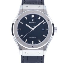 Hublot Classic Fusion 45, 42, 38, 33 mm 542.NX.1171.RX 2010 pre-owned