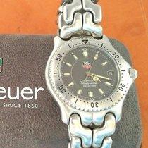 TAG Heuer Link Steel 38mm Grey No numerals Australia, Landsdale
