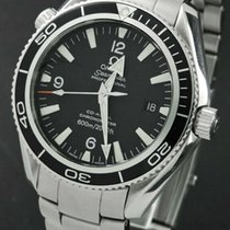 Omega 2201.50.00 Staal 2005 Seamaster Planet Ocean 42mm tweedehands