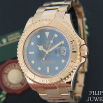 Rolex Or jaune 40mm Remontage automatique 16628 occasion