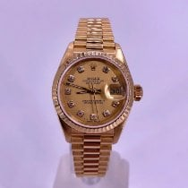Rolex Lady-Datejust 69178 1991 pre-owned