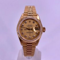 Rolex Lady-Datejust Oro giallo 26mm Oro Senza numeri