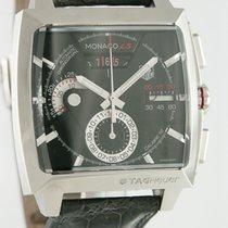 TAG Heuer Monaco Calibre 12 Zeljezo 42mm Crn