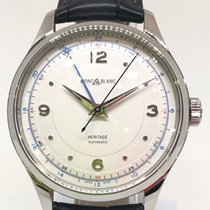 Montblanc Steel 40mm Automatic 119948 new