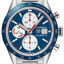 TAG Heuer Carrera Calibre 16 CV201AR.BA0715 2019 new