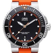 Oris Aquis Date 01 733 7653 4128-07 4 26 32EB 2020 new