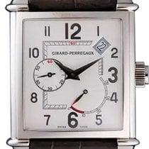 Girard Perregaux Or blanc Remontage automatique occasion Vintage 1945