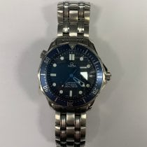 Omega 2541.80 Steel 1998 Seamaster 41mm pre-owned