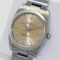 Rolex Oyster Perpetual 34 Steel United States of America, Illinois, Wheaton