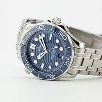 Omega Seamaster Diver 300 M Steel 42mm Blue No numerals United States of America, New Jersey, Oradell
