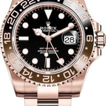 Rolex GMT-Master II Rose gold 40mm Black United States of America, New York, New York