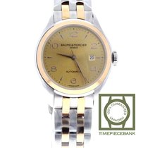 Baume & Mercier Clifton new 2020 Automatic Watch with original box and original papers 10351