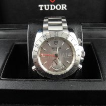 Tudor Sport Aeronaut Steel 40mm White No numerals