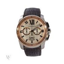 Cartier Calibre de Cartier Chronograph W7100043 2015 gebraucht